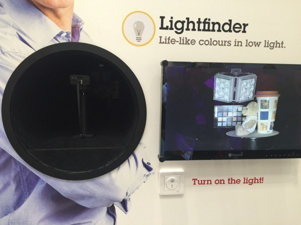 AXIS Lightfinder Technology Demo 1