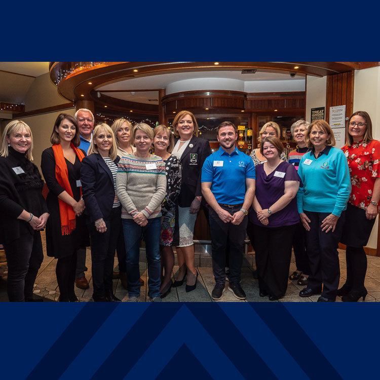 Diamond partner with Dunmurry Golf Club to launch Business Ladies Networking Group