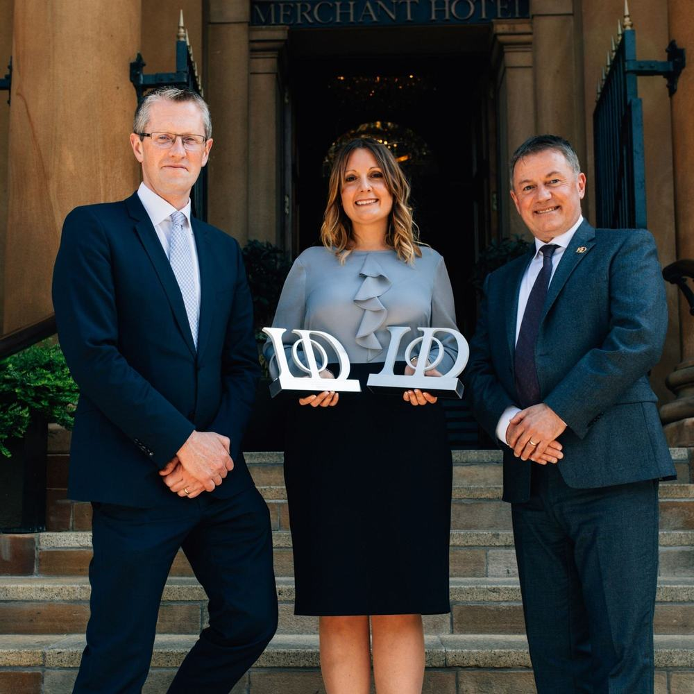 Double success at IoD Director of the Year Awards for Diamond Joint MD