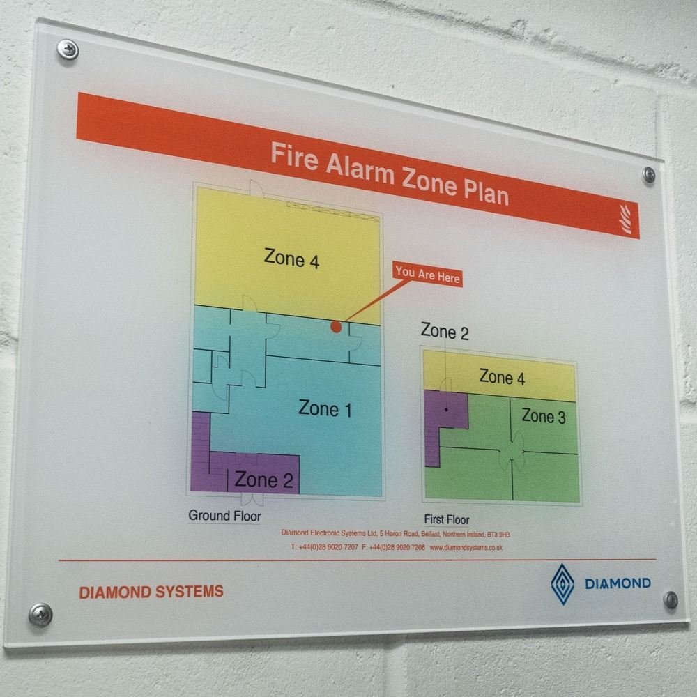 Technical Focus: Fire Alarm Zone Plans